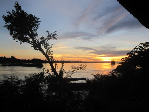 Oh no! otra puesta de sol! (Don Det, Si Phan Don)